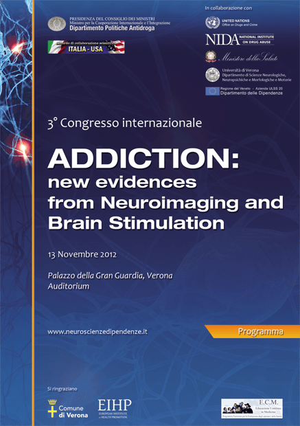 ADDICTION: new evidences from Neuroimaging and Brain Stimulation