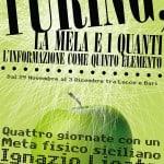 Turing, la Mela e i Quanti. L'informazione come Quinto Elemento