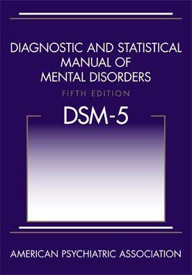 DSM V – Manuale diagnostico e statistico dei disturbi mentali