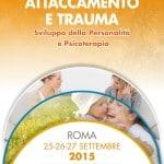 Congresso Attaccamento e Trauma 2015