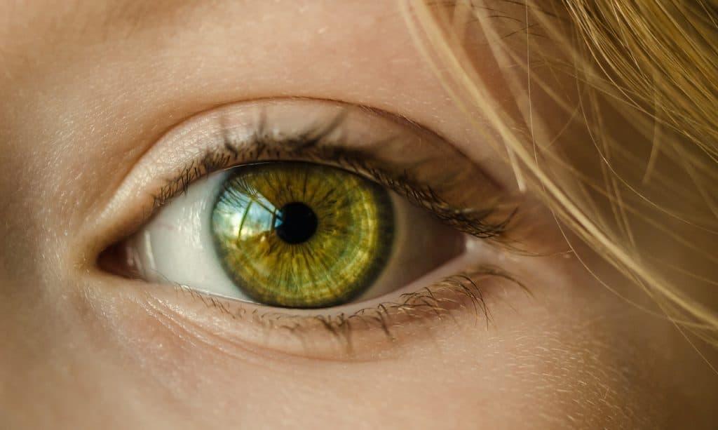 Le Cellule della Visione nell'Occhio