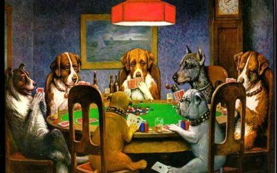 La psicologia del giocatore d'azzardo professionista