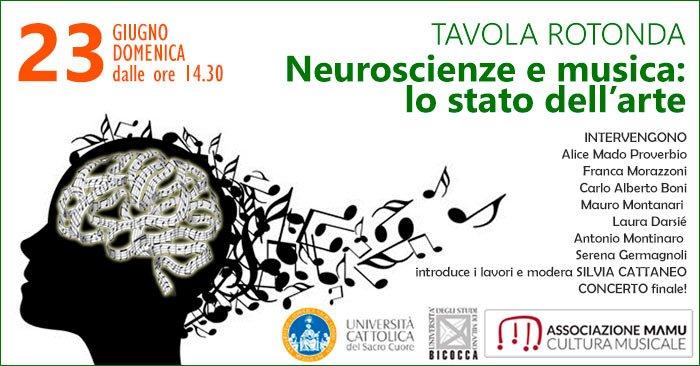 neuroscienze e musica